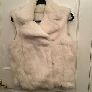 Woman's reversible vest